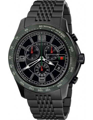 Chic Time | Montre Homme Gucci G Timeless YA126217  | Prix : 859,90€