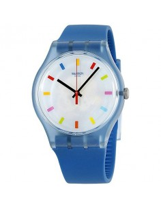 Chic Time | Montre Mixte Swatch Square SUON125  | Prix : 139,00 €