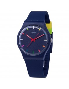 Chic Time | Montre Mixte Swatch Spice It Up SUOZ261  | Prix : 149,00 €