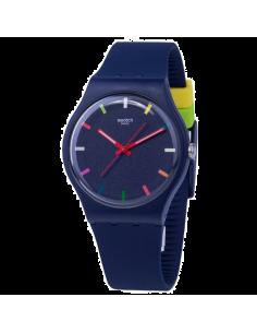 Chic Time | Montre Mixte Swatch Spice It Up SUOZ261  | Prix : 149,00€