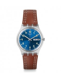 Chic Time | Montre Femme Swatch Windy Dune GE709  | Prix : 109,00 €