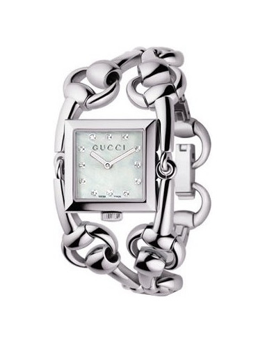 Chic Time | Montre Femme Gucci Signoria 116 YA116309  | Prix : 1,390.00