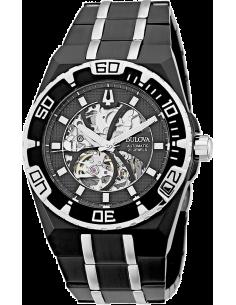 Chic Time | Montre Homme Bulova Automatique Mécanique Hand-Wind 98A108  | Prix : 539,00€
