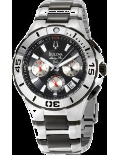 Chic Time   Montre Homme Bulova Marine Star Chronographe Plongée 98B013    Prix : 215,25€