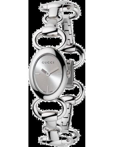 Chic Time | Montre Femme Gucci Tornabuoni Oval YA118502  | Prix : 895,00€