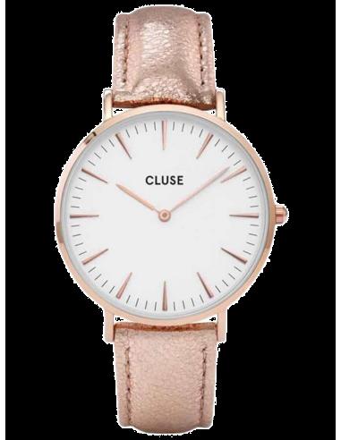 Chic Time | Montre Femme Cluse La Bohème CL18030  | Prix : 58,47€