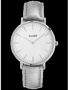 Chic Time | Montre Cluse La Bohème CL18233 Gris électrique  | Prix : 89,95€