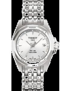 Chic Time   Montre Femme Tissot PRC 100 T0080101103100    Prix : 300,00€