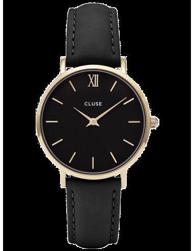 Chic Time   Montre Femme Cluse Minuit CL30004    Prix : 89,95€