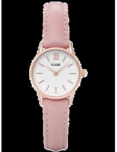 Chic Time | Montre Femme Cluse La Vedette CL50010 Rose  | Prix : 58,47€