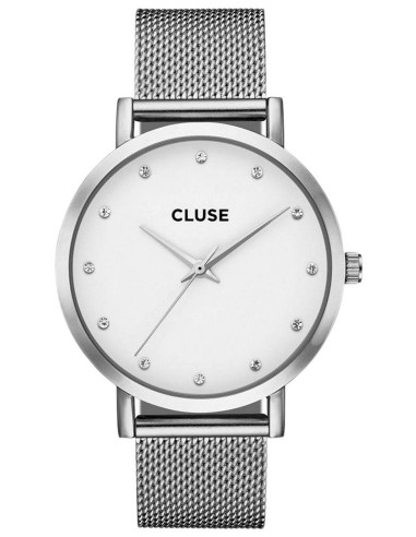 Chic Time | Montre Cluse Pavane CL18301 Bracelet acier maille milanaise  | Prix : 89,25€