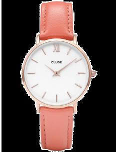 Chic Time | Montre Femme Cluse Minuit CL30045  | Prix : 58,47€