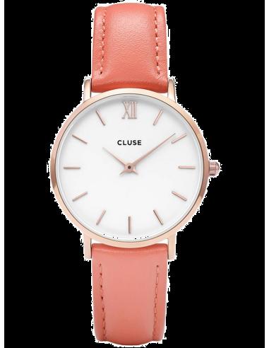 Chic Time | Montre Femme Cluse Minuit CL30045  | Prix : 62,97€