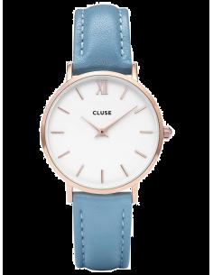 Chic Time | Montre Femme Cluse Minuit CL30046  | Prix : 58,47€