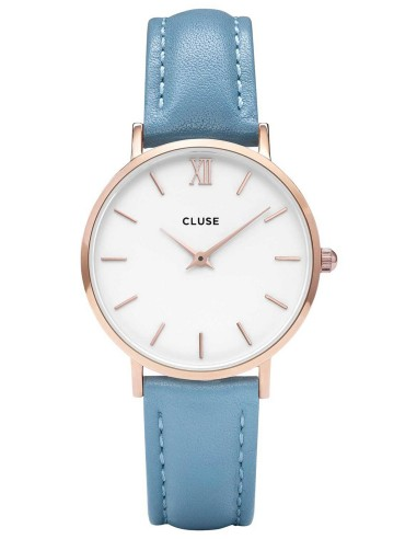 Chic Time | Montre Femme Cluse Minuit CL30046  | Prix : 67,46€