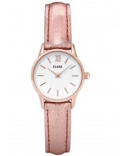 Chic Time | Montre Femme Cluse La Vedette CL50020 Rose  | Prix : 58,47€