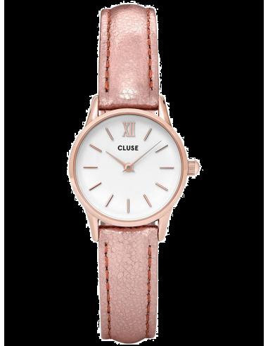 Chic Time | Montre Femme Cluse La Vedette CL50020 Rose  | Prix : 67,46€
