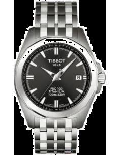 Chic Time   Montre Femme Tissot PRC 100 T0084104406100    Prix : 430,80€