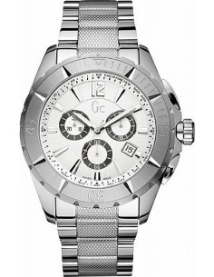 Chic Time | Montre Homme Guess Collection GC Sport Class XXL Chronometre X53001G1S  | Prix : 455,00 €