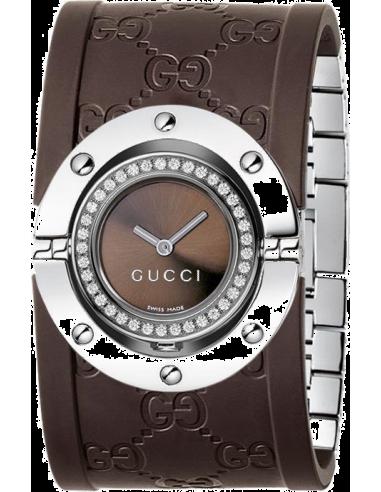 Chic Time | Montre Femme Gucci The Twirl YA112428  | Prix : 1,499.90
