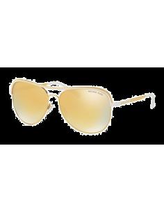 Chic Time   Lunettes de soleil femme Michael Kors Vivianna MK1012 11127P  Blanc   Prix   2f3af66a0b61