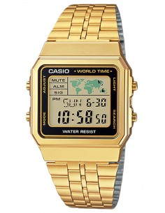 Chic Time | Montre Casio Vintage A500WGA-1  | Prix : 79,20 €