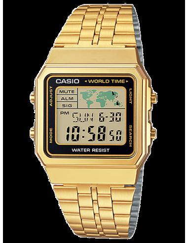 Chic Time   Montre Casio Vintage A500WGA-1    Prix : 79,20€