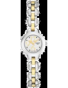 Chic Time | Montre Femme Tissot Grain de Folie T01218532  | Prix : 250,00€