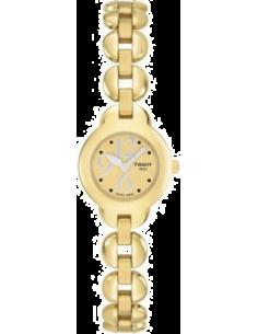 Chic Time | Montre Femme Tissot Grain de Folie T01518522  | Prix : 314,40€