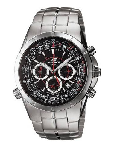 Chic Time | Casio EF-518D-1AVEF men's watch  | Buy at best price