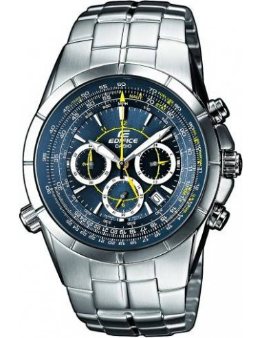 Chic Time | Montre homme Casio Edifice EF-518D-2AVEF  | Prix : 119,90€