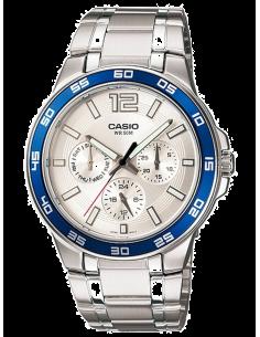 Chic Time | Montre Homme Casio Enticer MTP-1300D-7A2VDF  | Prix : 69,00€