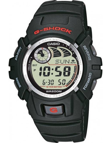 Chic Time | Casio G-2900F-1VER men's watch  | Buy at best price