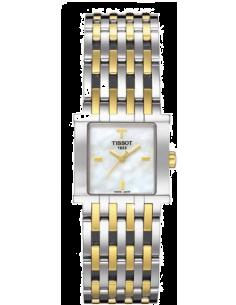 Chic Time | Montre Femme Tissot Six-T T02218185  | Prix : 310,80€