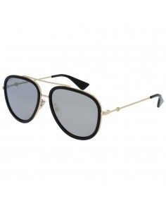 Chic Time | Lunettes de soleil Gucci Urban GG0062S Pilote  | Prix : 174,00€