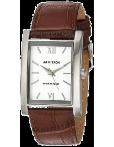 Chic Time | Montre Homme Armitron 20/5118SVSVBN Marron  | Prix : 39,20€