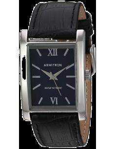 Chic Time | Montre Homme Armitron 20/5118BLSVBK Noir  | Prix : 39,20€