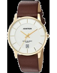 Chic Time | Montre Homme Armitron 20/5190SVGPBN Marron  | Prix : 39,20€