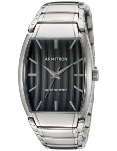 Chic Time | Montre Homme Armitron 20/5117BKSV Argent  | Prix : 55,20€