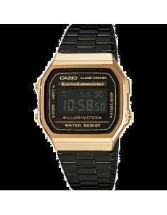 Chic Time | Casio A168WEGB-1BEF Unisex watch  | Buy at best price
