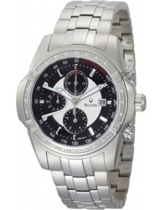 Chic Time   Bulova 9,6E+109 men's watch    Buy at best price