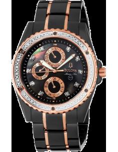 Chic Time | Montre Homme Bulova Marine Star 98E102  | Prix : 544,90€