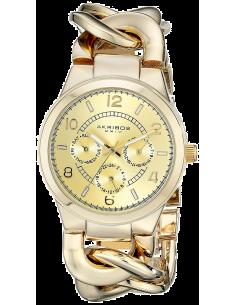 Chic Time | Montre Femme Akribos XXIV AK531YG Or  | Prix : 129,00€