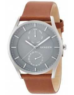 Chic Time | Montre Homme Skagen Holst SKW6264 Marron  | Prix : 169,00 €
