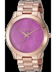 Chic Time | Montre Femme Michael Kors Runway MK3550 Or Rose  | Prix : 149,90€