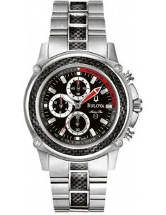 Chic Time   Montre Homme Bulova Marine Star Chronographe 96A002    Prix : 345,25€