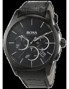 Chic Time | Montre Homme Hugo Boss 1513367 Noir  | Prix : 339,15€