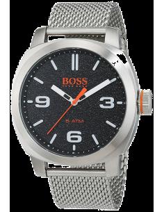 Chic Time | Montre Homme Hugo Boss Cape Town 1550013 Argent  | Prix : 143,65€