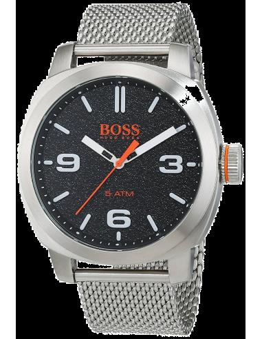 Chic Time   Montre Homme Hugo Boss Cape Town 1550013 Argent    Prix : 149,40€