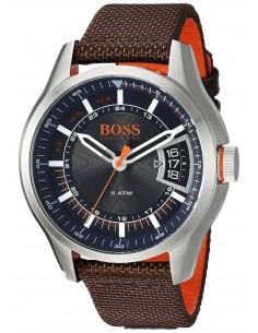 Chic Time | Montre Homme Hugo Boss Boss Orange 1550002 Brun  | Prix : 126,65 €